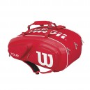 WILSON TOUR x15 RED