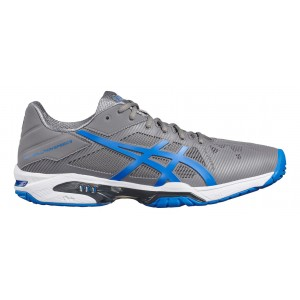 ASICS GEL SOLUTION SPEED 3 ALUMINIUM AW 2017