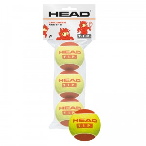 HEAD TIP RED X 60