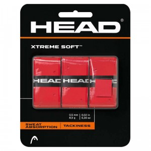 Surgrip Head xtreme soft x red